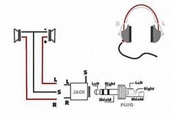 wiring diagram stereo headphones hd image wiring diagram stereo headphones