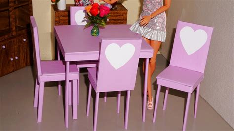 cardboard dolls house furniture templates how to make a chair for doll high eah