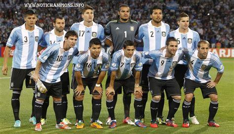 seleccion argentina cual es la mejor taringa
