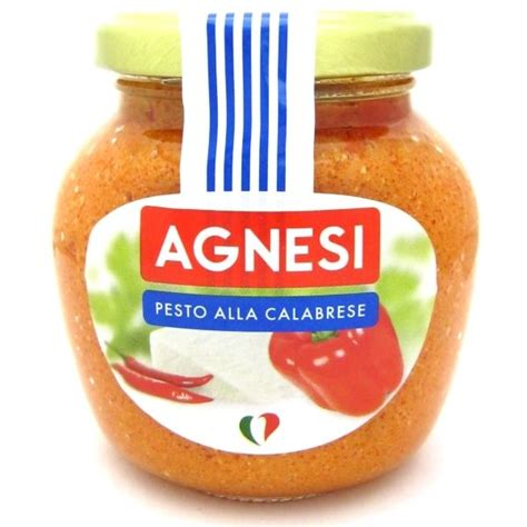 buy pesto alla calabrese calabrian spicy shop