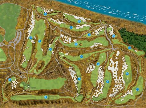 map us open golf chambers bay course guide supersport golf