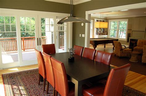 dining room addition kirsten thoft architect additions