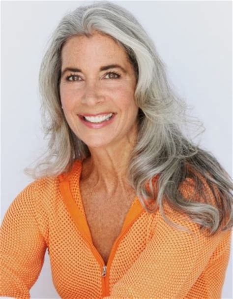 young latinas with grey hair 266 best sexy gray hair images on pinterest