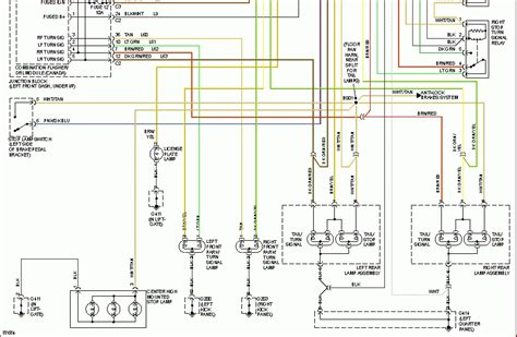 2007 dodge grand caravan wiring diagram fuse box and