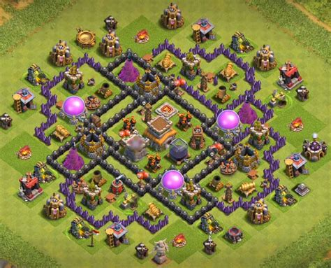 best th8 base top 12 best th8 defense base 2018 new update anti