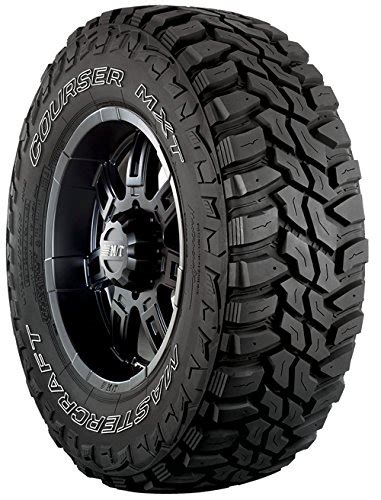 Mastercraft Suv Tires Mastercraft Courser Mxt Mud Terrain Radial Tire 35