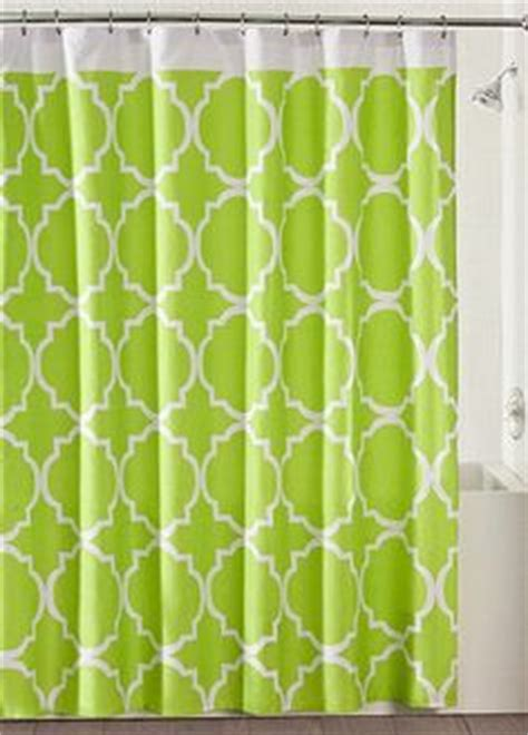 lime green shower curtains 1000 ideas about green shower curtains on pinterest