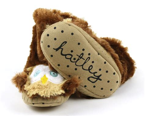 children house shoes kids owl slouch slippers owl slippers children s slippers