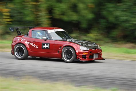 Suzuki Cappuccino Race Car Total Tune Works Suzuki Cappuccino