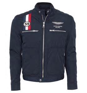 Hackett Aston Martin Racing Jacket Hackett Aston Martin Racing Gb Moto Jacket 600 00 From