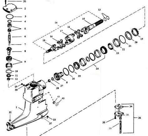 mercruiser alpha one outdrive parts diagram 1990 mercruiser alpha one diagram