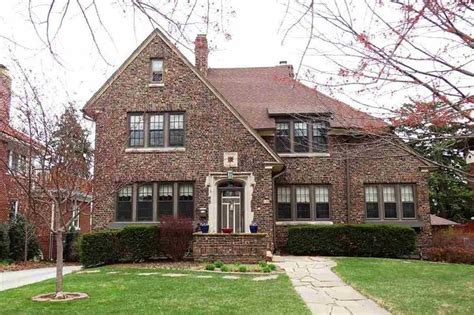 tudor revival house in omaha nebraska circa houses