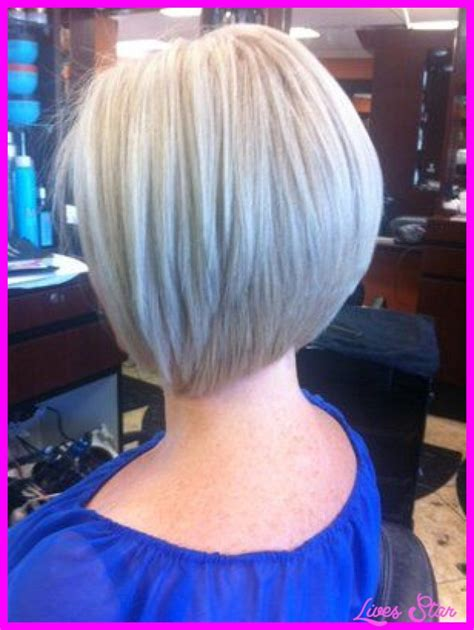 how to style a graduated bob graduated a line bob haircut livesstar com
