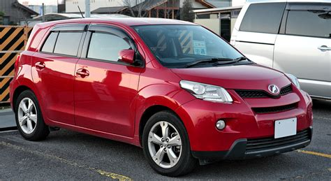 Toyota Ist Images