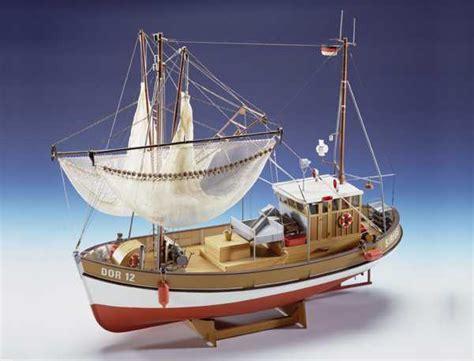 rc shrimp boat kit sirius shrimp cutter ships boats from maritime models