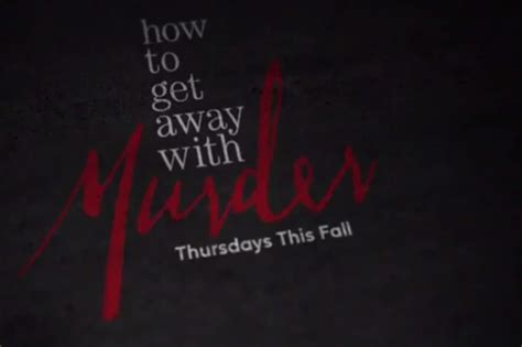 get away shonda rhimes shows you how to get away with