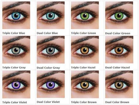 exceptional cheap color contacts non prescription my