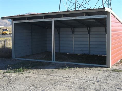 Loafing Shed Prices by R M Associates L C Home
