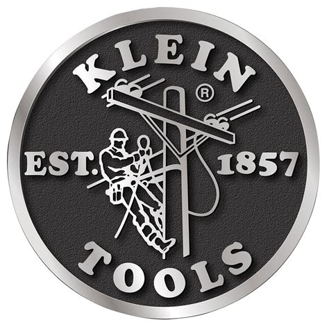 Aufkleber Klein by Coin Logo Decal 5 99039 Klein Tools For