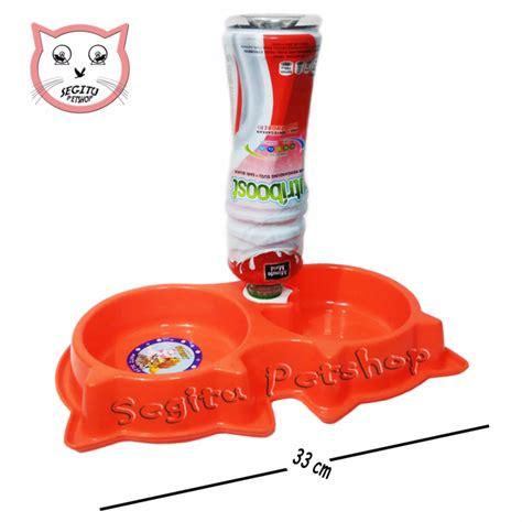 Dispenser Makan Minum tempat minum dispenser kucing anjing update harga