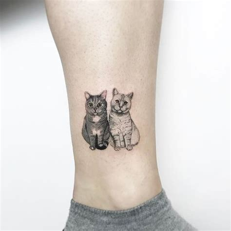 tattoo inspiration cat 25 best ideas about fine line tattoos on pinterest
