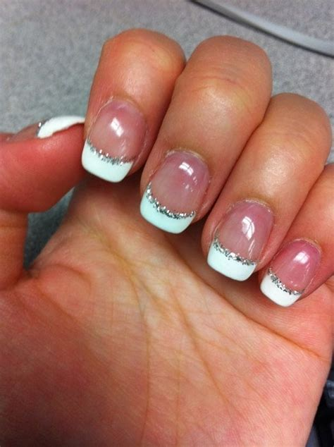 Gel Nails With Tips by This Time Pink Powder Gel Nails With Tips N
