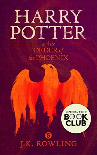 harry potter and the order of the book report harry potter and the order of the j k rowling