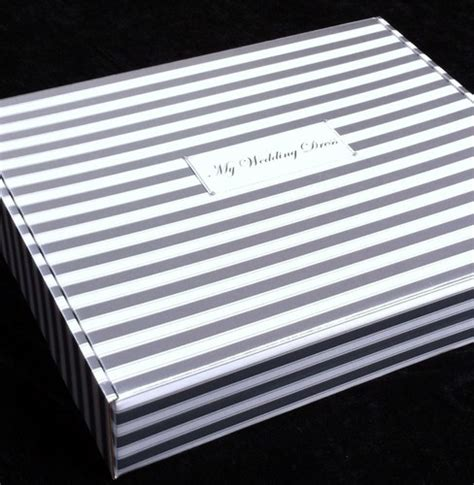 Wedding Veil Box by Wedding Dress Box