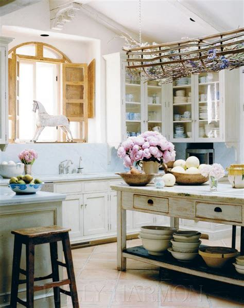 Vintage Cottage Kitchen ~ Inspirations   FRENCH COUNTRY