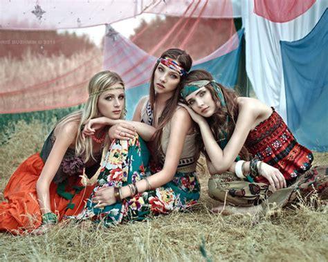 30 Stylish Hippie Hairstyles   CreativeFan