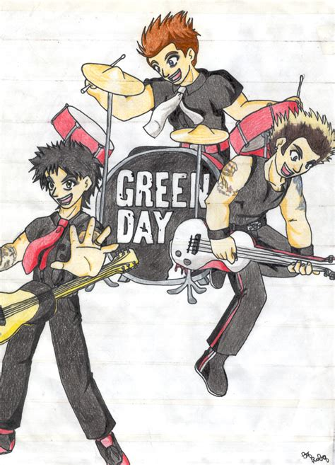 green day best of green day the best by aduah on deviantart