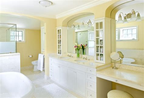 bathroom with yellow walls 20 bathroom paint designs decorating ideas design