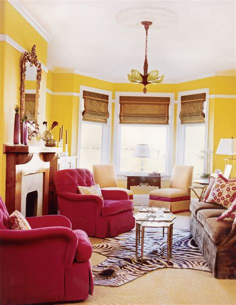 Yellow Chair Design Ideas Cool Yellow Armless Chair Decorating Ideas Gallery In Living Room Midcentury Design Ideas