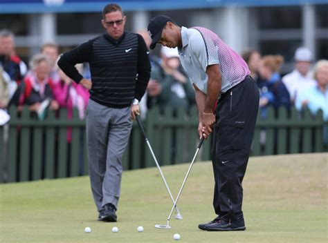 tiger woods swing coaches tiger woods splits with swing coach sean foley