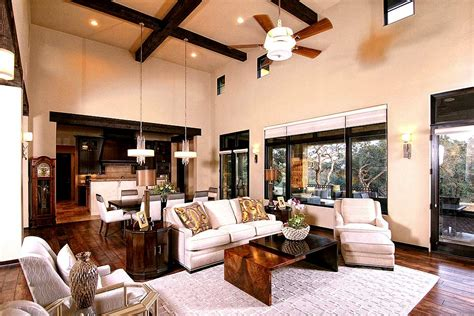 austin home decor hill country modern zbranek and holt custom homes