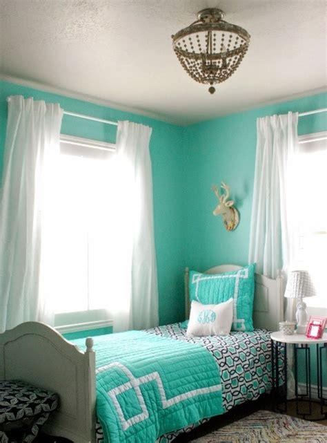 aqua green bedroom ideas decoracion interiores de habitaciones en color turquesa
