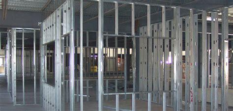 metal stud framing metal stud framing and its benefits industrial drywall california