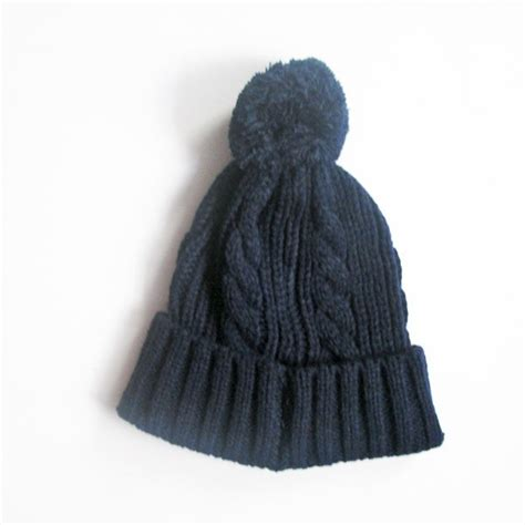 10 Warm Winter Accessories by Mens Wooly Winter Hats Beanie Bobble Hat Gents Warm Slouch