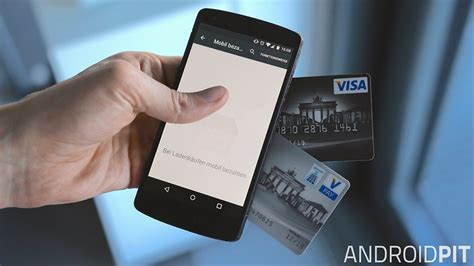 Credit Card Format In Android Nfc A Carteira Digital Que Foi Sem Nunca Ter Sido