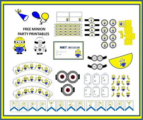 minion invitations template best 25 minion birthday invitations ideas on