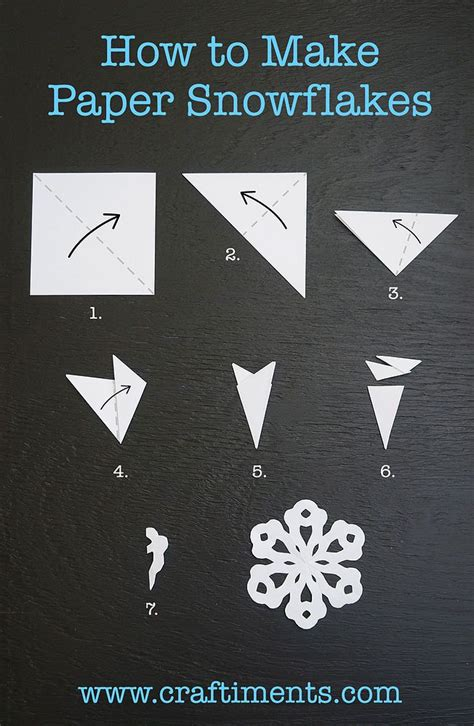 How To Make Origami Snowflakes Easy - 1000 images about papier op origami papier