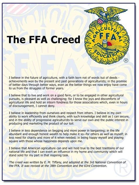 information  creedjpg  ffa bloomington normal