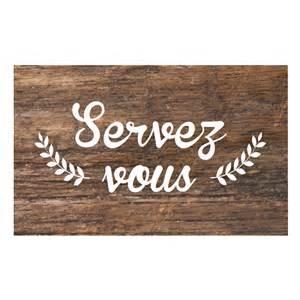 Comment Faire Une Table En Bois #15: Panneau-mariage-servez-vous-bois-a-imprimer-diy-pepperandjoy.png