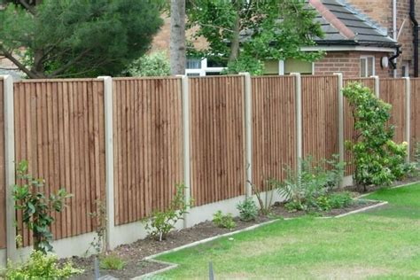 wood fence panels home depot fence