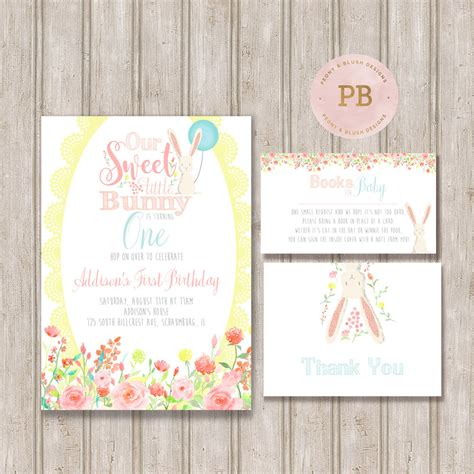 Etsy Baby Shower Invitations by Easter Baby Shower Invitations Easter Invitation Etsy