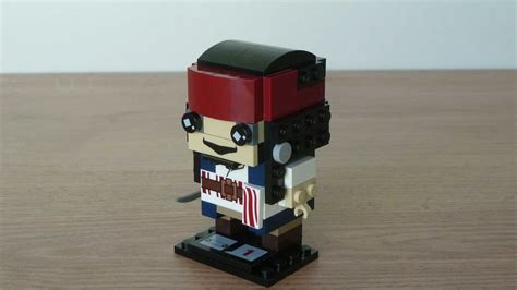 Lego 41593 Brickheadz Sparrow lego 41593 lego brickheadz series 1 captain sparrow