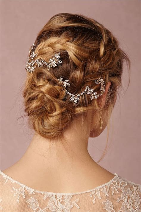 Hair Accessories For Wedding For Hair by Stupendously Chic Bridal Hair Accessories For