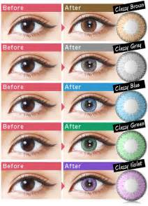 colored contacs 17 best ideas about cosmetic contact lenses on