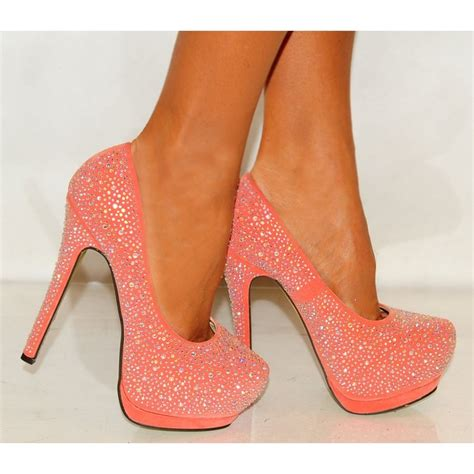 coral high heels 16 best images about shoes for in laws wedding on
