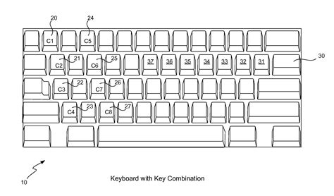 keyboard layout us password patent us8520848 secure password management using